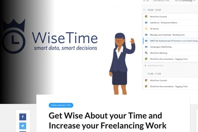 Get Wise about your Time and Increase your Freelancing Work