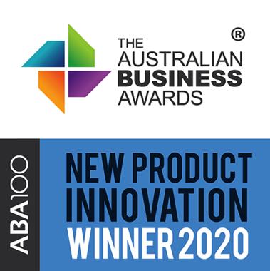 New product innovation winner 2020