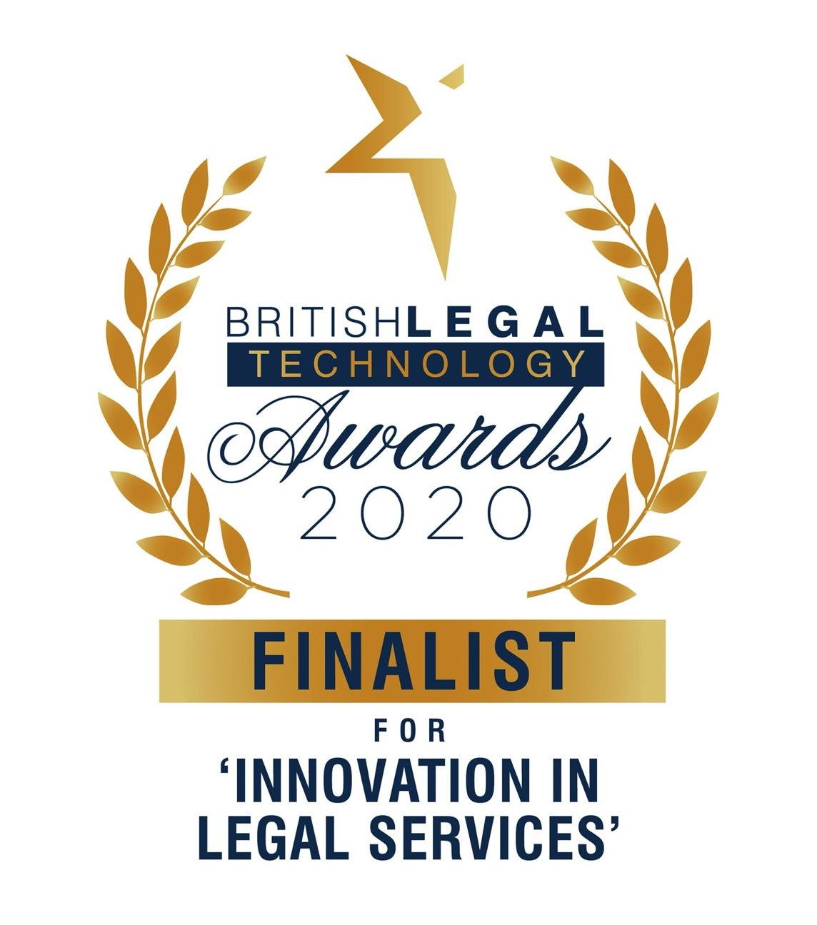 British legal awards 2020